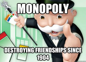 Matchmaker Mary Monopoly