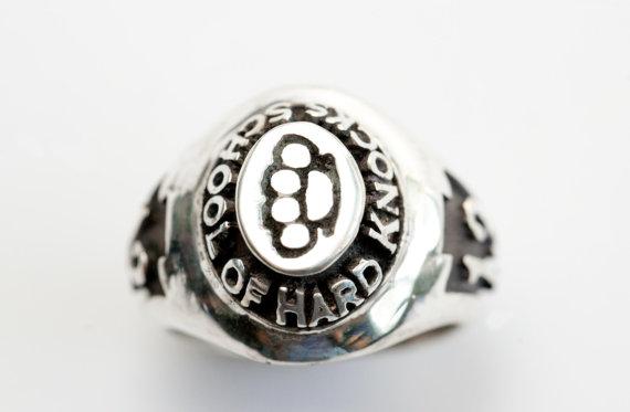 Matchmaker Mary Hard Knocks Ring