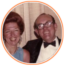 Eileen and Jim Skane the Founders of Matchmaker Logistics