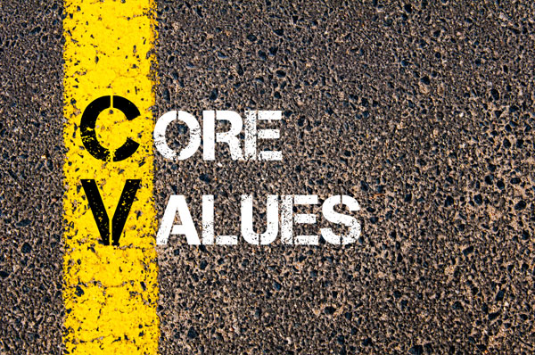 The core values that make us a trusted broker.