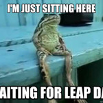 Bad News on Leap Year Monday