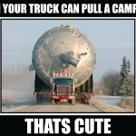 Wide Load Logistics and Humor