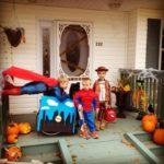 Halloween On Wheels