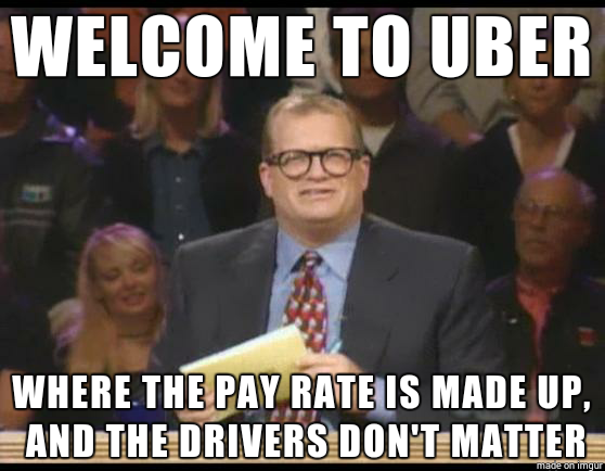 Uber Rate Quote >> Does Uber Spell the End for Transportation Brokers? - Matchmaker Logistics