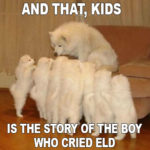 The Boy Who Cried ELD
